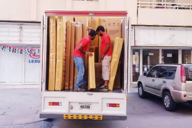 شركة نقل اثاث في راس الخيمة